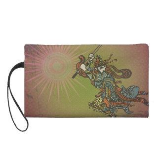 Samurai Sun Wristlet