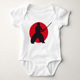samurai sword playeras