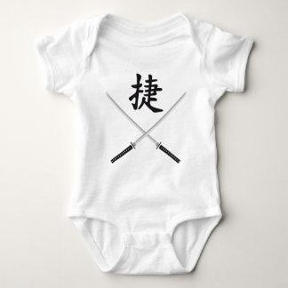 samurai sword polera