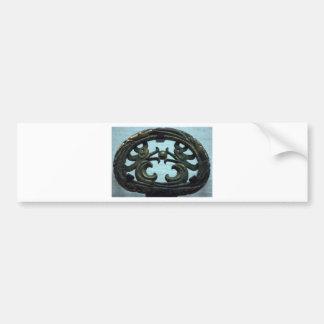 Samurai_Sword_Pommell,_Kofun_Period,_6th_Century_a Bumper Sticker