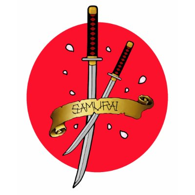 This original Samurai tattoo