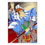 samurai tarjeton