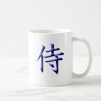 Samurai Taza Clásica