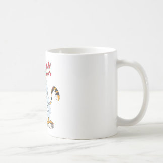 Samurai-Tiger Coffee Mug
