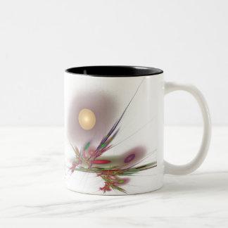 'Samurai' Two-Tone Coffee Mug