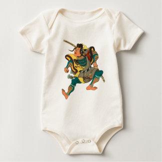 Samurai Baby Clothes & Apparel