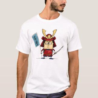 Samurai Warrior in Armour T-Shirt