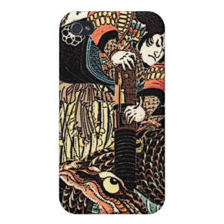 Samurai Warrior iphone case