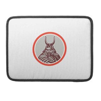 Samurai Warrior Katana Sword Attacking Sleeve For MacBooks