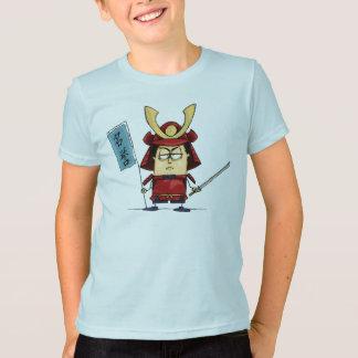 Samurai Warrior Kids T-Shirt