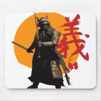 Samurai Warrior Mousepad
