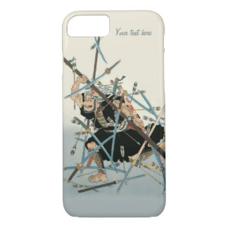 Samurai Warrior Oriental Art 3 iPhone 8/7 Case