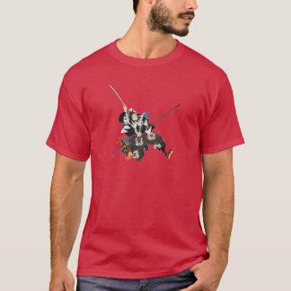 Samurai Warrior T-Shirt