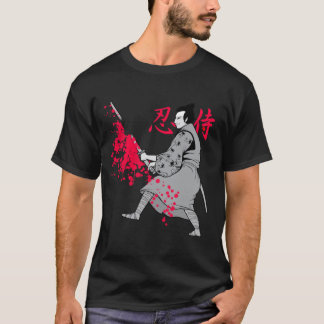 Samurai Warrior T-Shirt