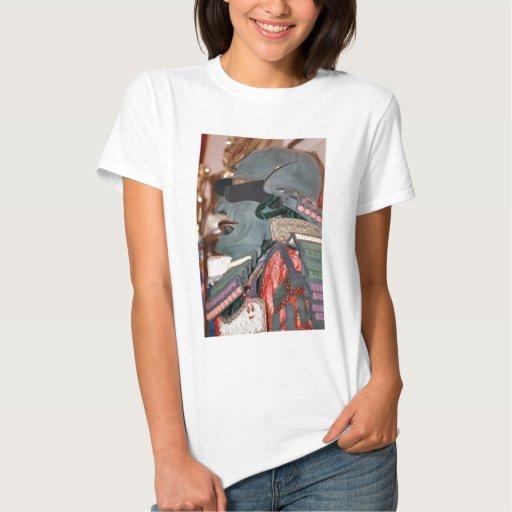Samurai Warrior T Shirts
