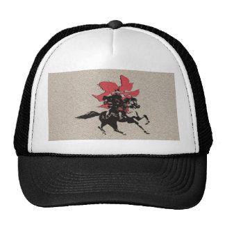 Samurai Warrior Trucker Hat