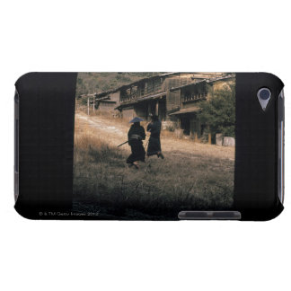 Samurai warriors attacking each other 10 iPod touch cover