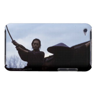 Samurai warriors attacking each other 2 Case-Mate iPod touch case