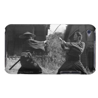 Samurai warriors attacking each other 6 iPod touch Case-Mate case