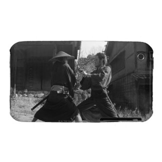 Samurai warriors attacking each other iPhone 3 cover