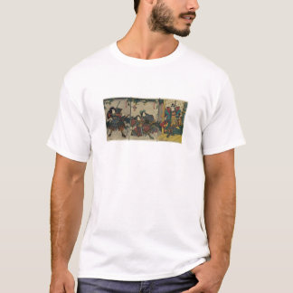 Samurai Warriors circa 1850 JAPAN T-Shirt