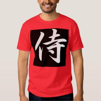 samurai white:PRAY FOR JAPAN reconstruction T-shirt