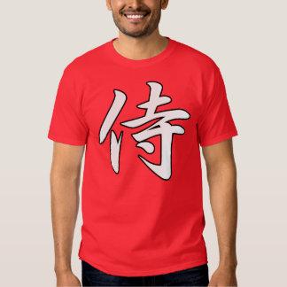 samurai white:PRAY FOR JAPAN reconstruction T Shirt