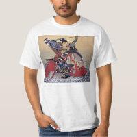 Samurai with Bow T-Shirt