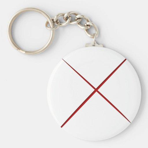 Samurai X (Rurouni Kenshin) Llavero Redondo Tipo Pin