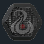 """SamuraiEXP Symbol Boombot REX waterproofing Black Bluetooth Speaker<br><div class=""""desc"""">The origin of the concept that &#39;it can make through of heart the blood middle&#39;,  heart of the harmony which was made on 2009 July 30th the official symbol mark of the samurai EXP who overflows.  It is black optimization design.</div>"""