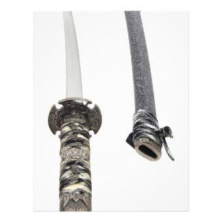 SamuraiScabbard061209 Flyer Design
