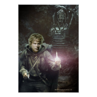 Samwise and SHELOB™ Poster