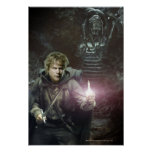 Samwise y SHELOB™ Póster