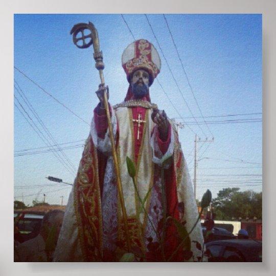 San Agustin Poster