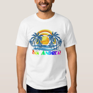 San Andreas Isla, Colombia T-shirt