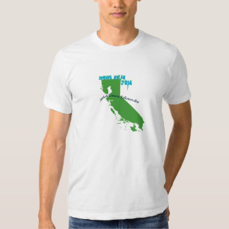 San Andreas Islands T Shirt