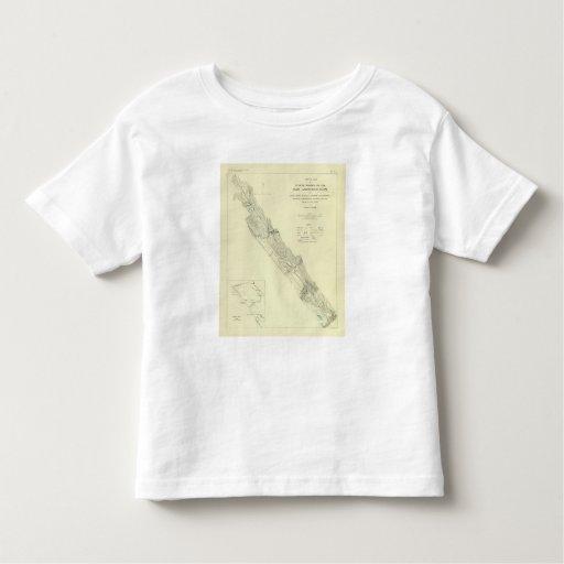 San Andreas Rift near Fort Ross Toddler T-shirt