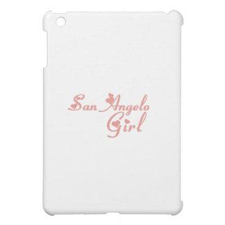 San Angelo Girl tee shirts iPad Mini Cases