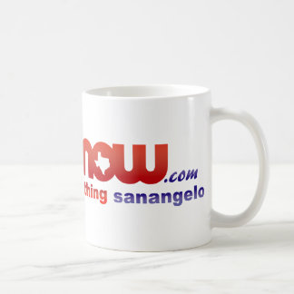 San Angelo NOW ~ everything sanangelo Classic White Coffee Mug