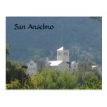 San Anselmo, California Postcard