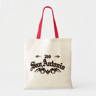 San Antonio 210 Canvas Bags