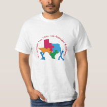 San Antonio Aspergers group shirt