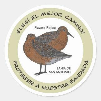 San Antonio Bay – Stickers
