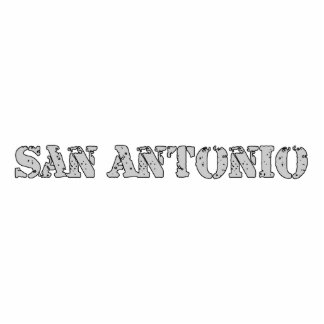 San Antonio Cutout