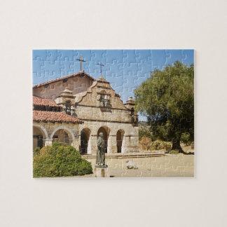 San Antonio de Padua California mission puzzle