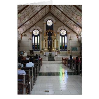 San Antonio de Padua, Sulangan Card