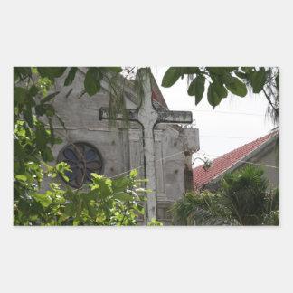 San Antonio de Padua, Sulangan Rectangular Sticker