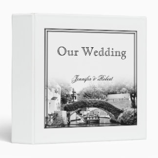 San Antonio Destination Wedding Binder