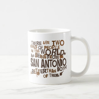 San Antonio (Funny) Gift Coffee Mug