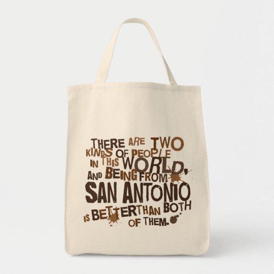 San Antonio (Funny) Gift Tote Bag